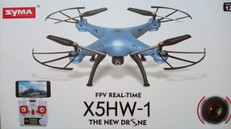 Syma X5HW Quadrocopter Drohne Hold Funktion WIFI FPV Kamera